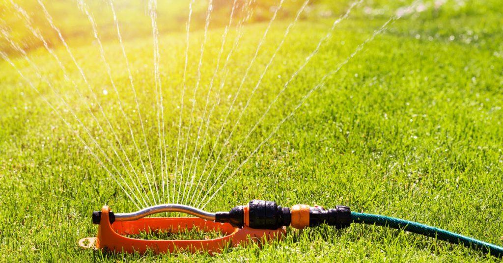 """Brug vand med omtanke  -  kh """"dit vandværk"""""""